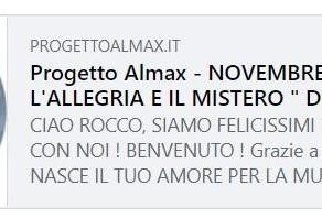 AlmaxMagazine e Rocco Monea.