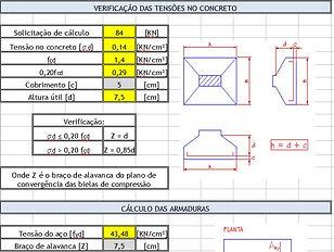 62. Dimensionamento Sapata Concreto.JPG