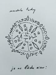 Mandala du jour