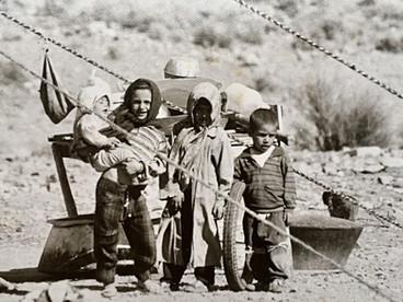 Les origines de la Marche Afghane