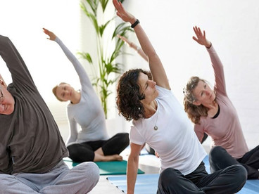 Rentrée de Yoga 2018