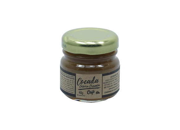 Cocada Cremosa Café - 40g