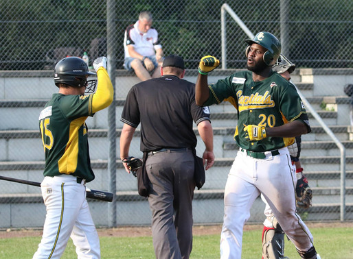 Attitude Shapes A Baseball Career