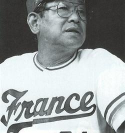 Yoshio Yoshida's influence on French baseball