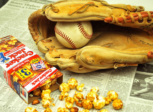 Baseball Begets America's First Junk Food