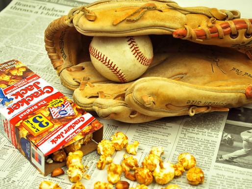 Baseball Begets America's First Junk Food