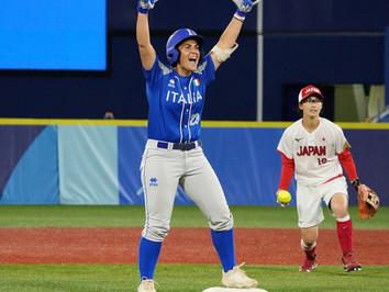 Japan defeats Italy