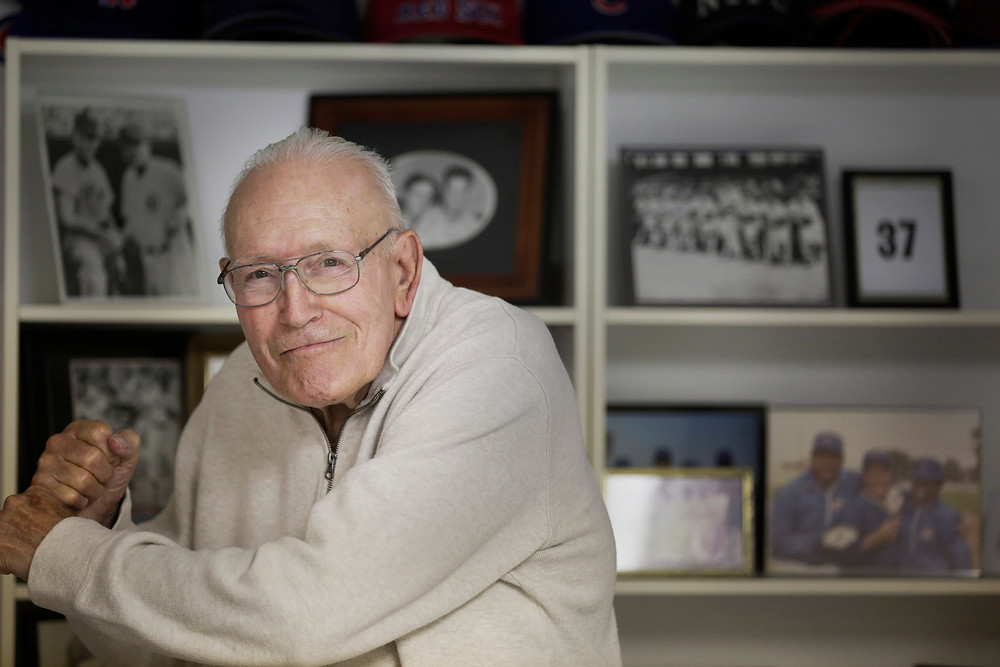 Jimmy Piersall in 2014 PC: Chicago Now