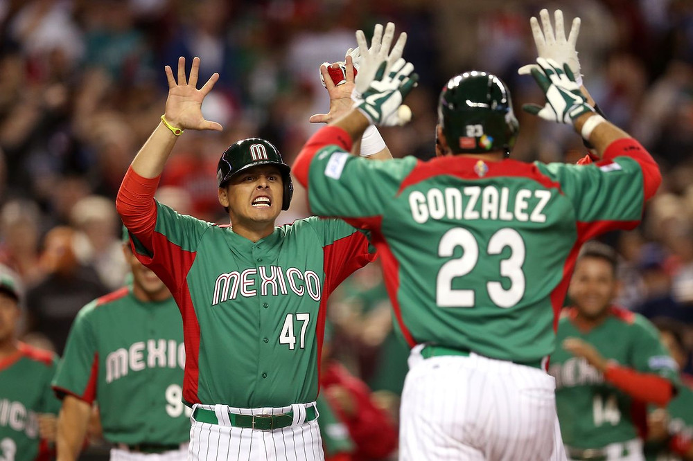 Mexico national baseball team 2016 WBCQ