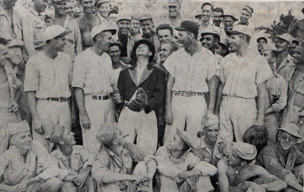 Al Schacht team 1944