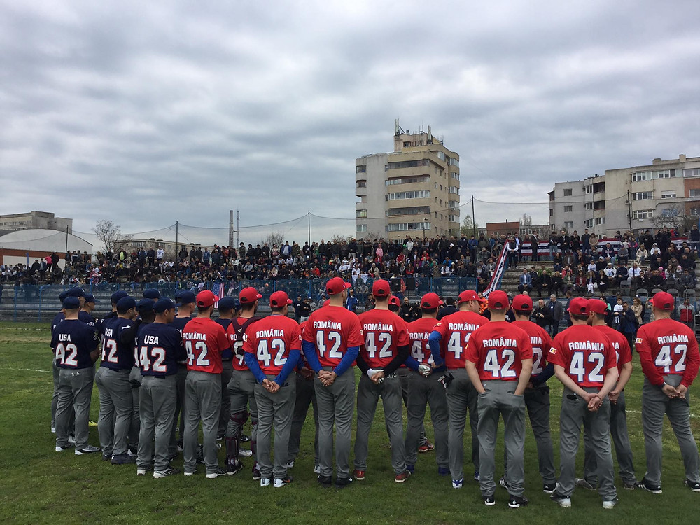 PC: Romanian Federation of Baseball and Softball