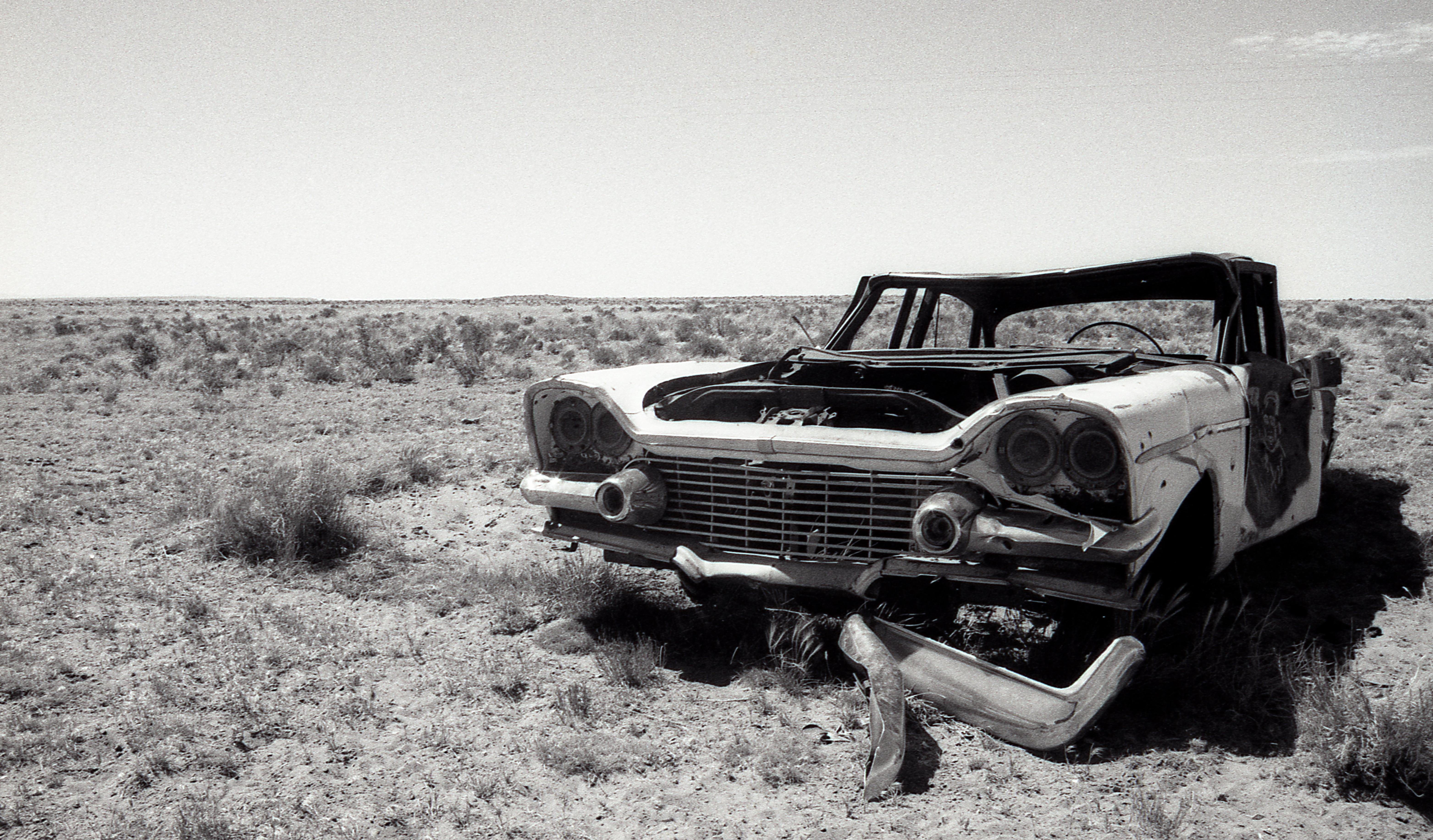 Dead Car 1