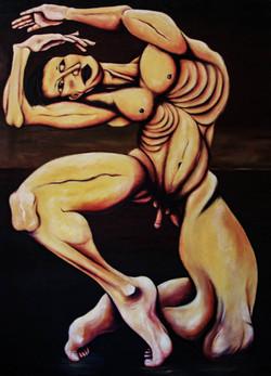 Cross Eyed Dancer