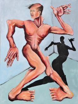 Broken Dancer        36x48