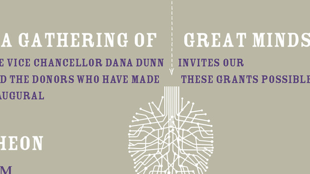 Great Minds invitation
