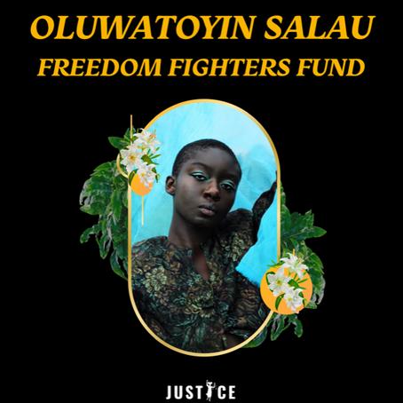 Oluwatoyin Salau Freedom Fighters Fund
