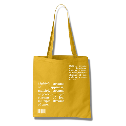 'Multiple Streams of Happiness' Tote