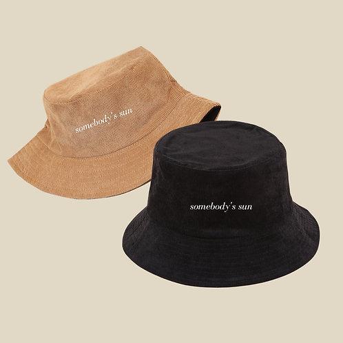 'Somebody's Sun' Bucket Hat