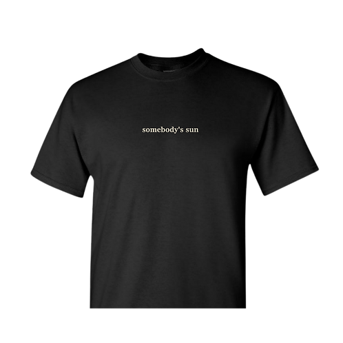 'Somebody's Sun' Embroidered T-shirt