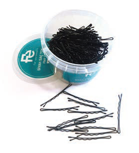 Fe Metal Hairpin (Bobby Pin)