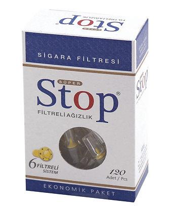 Stop Mini Cigarettes Filters 120 Pcs. Economic