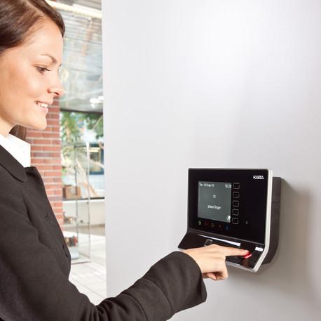 Fingerprint System