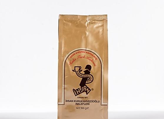 Türk Kahvesi 500 gr Folyo Paket x 20 Adet