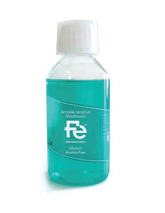 Fe Mouth Wash Sensitive / Antitartar   250ml