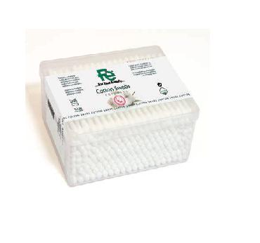 Fe Cotton Swabs 200 Pcs. Rectangle Box