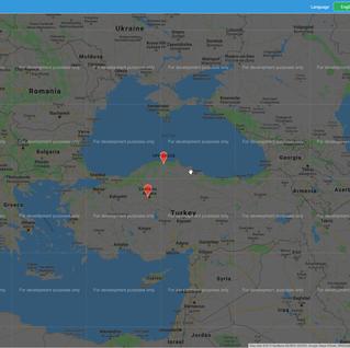 inSCADA GIS Integration Page