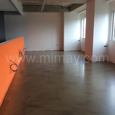 Ataşehir Ofis / İstanbul Beton Görünümlü Kaplama Uygulaması