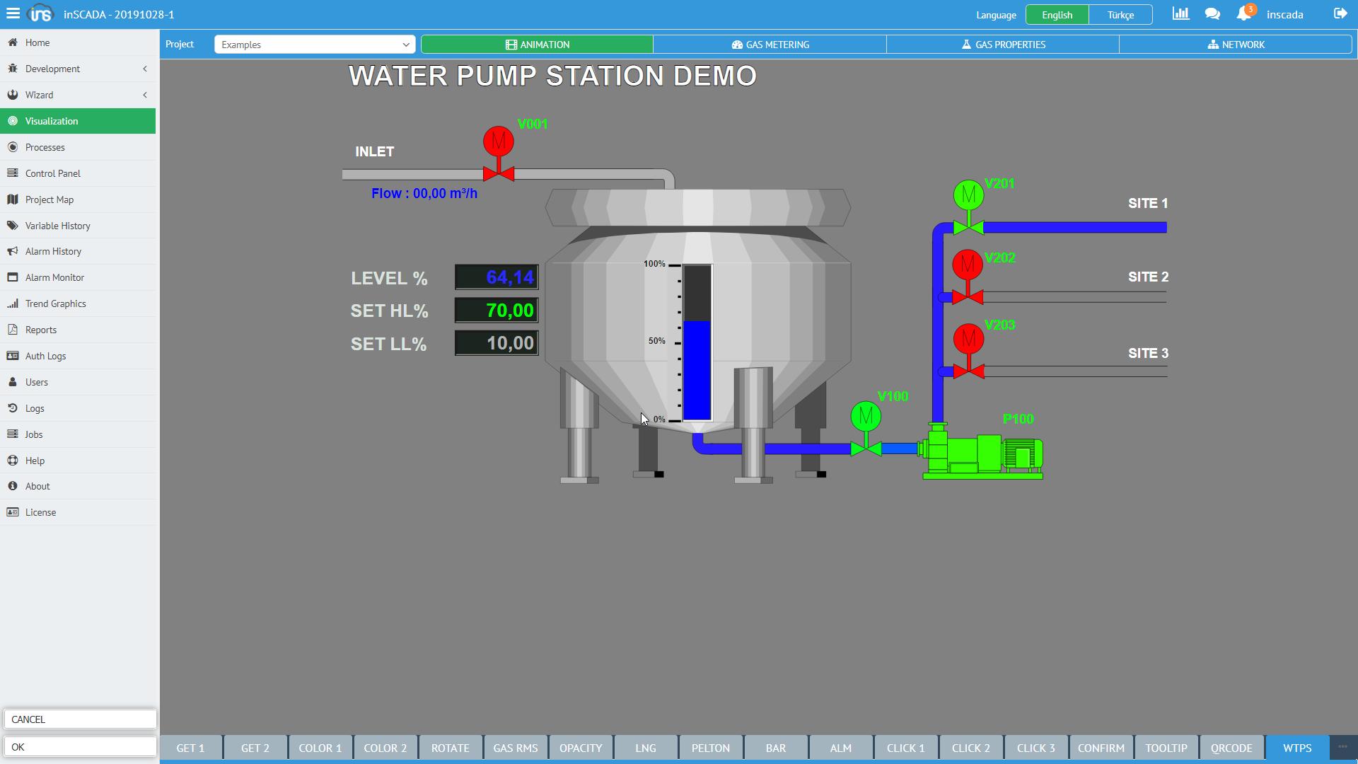 Example - WTPS