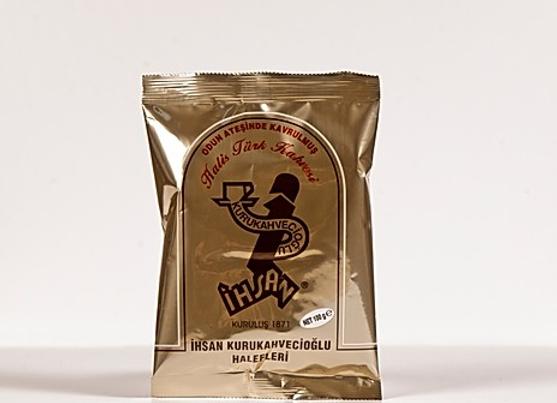 Türk Kahvesi 100 gr Folyo Paket