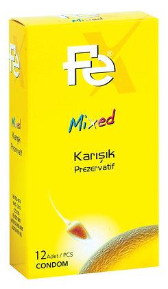 FE Prezervatif Mixed 12'li