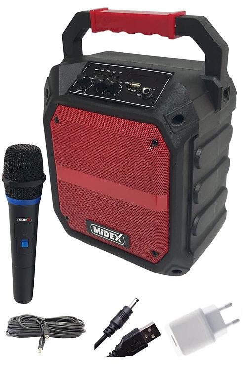 MXR-150 Taşınabilir Şarjlı Ses Sistemi Hoparlör
