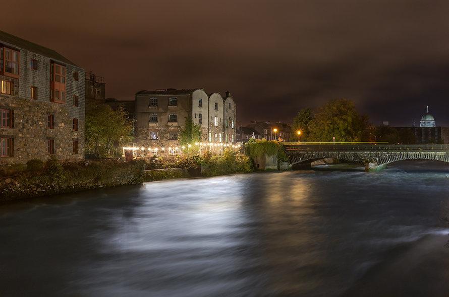 Salmon Weir Bridge, Galway