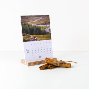 Spread the love this Christmas with our unique calendar gift