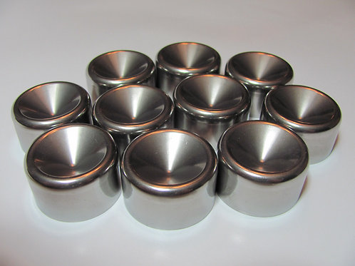 D Cell Stainless Steel Deep Cup Freeze Plugs
