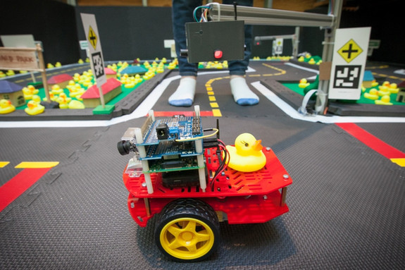 Duckiebot Project