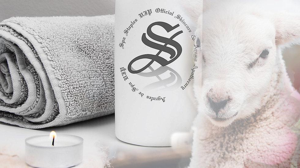 Lamb Skin Shae Butter Body Wash