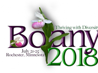 Botany 2018 conference- join us!