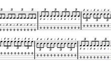 Pizzicato 3 dedos - Princípios Básicos
