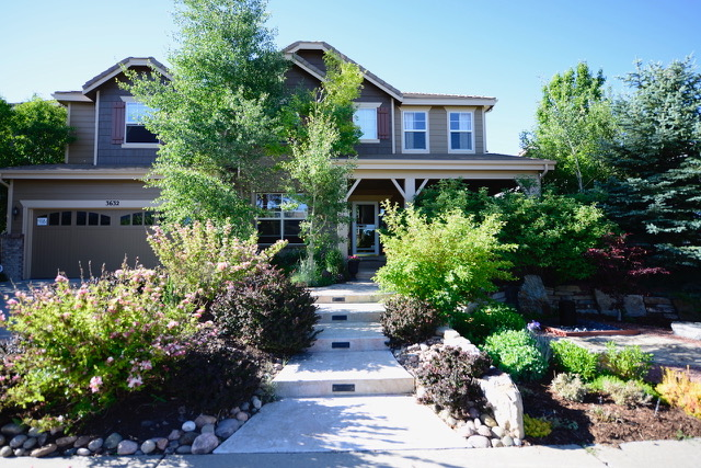 SOLD 3632 Sunridge Terrace, Castle Rock.