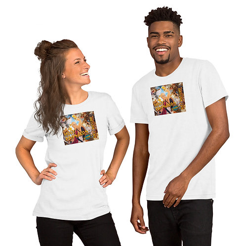 Holy Passakos Short-Sleeve Unisex T-Shirt