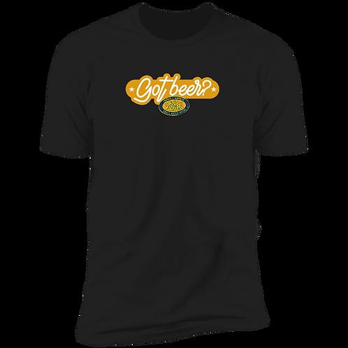 Got Beer Mens Premium Short Sleeve T-Shirt