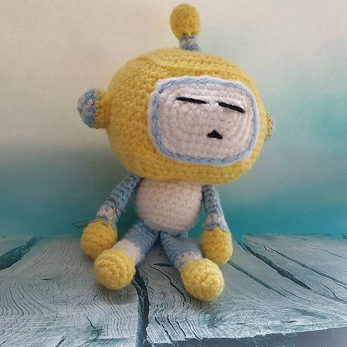 רובוט צהוב