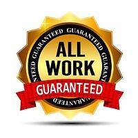All Work Guaranteed
