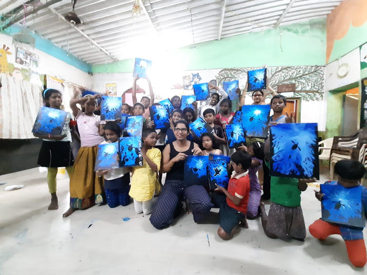 paint to empower