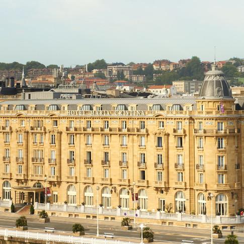 Hotel Maria Cristina Donostia