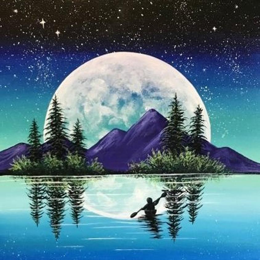 Serene Lake II
